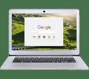 Win 10 Chromebooks