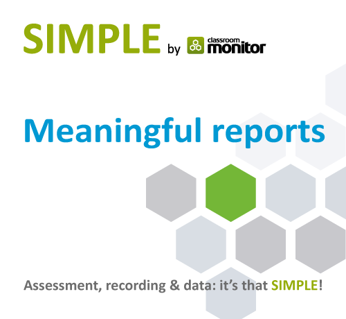 Meaningful reports